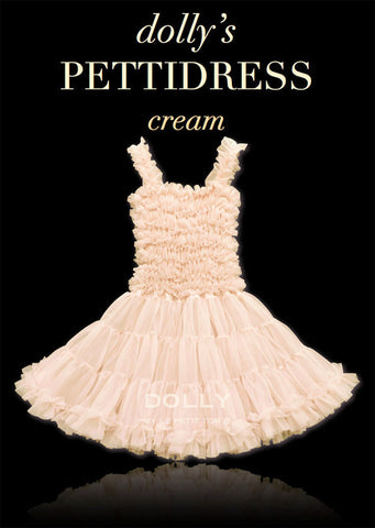 PettiDress - cream - le faire - Le Petit Tom