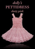 PettiDress - dusty pink - le faire - Le Petit Tom - 2