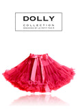 Pettiskirt - Vintage Barbie - raspberry pink - le faire - Le Petit Tom - 2