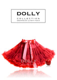 Pettiskirt - Little Red Riding Hood - bright red - le faire - Le Petit Tom - 2