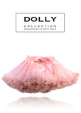 Pettiskirt - Isabella Pink - rose & dusty pink - le faire - Le Petit Tom - 2