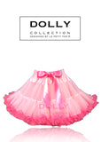 Pettiskirt - Jacky Kennedy - rose pink - le faire - Le Petit Tom - 2