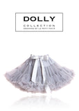 Pettiskirt - Grace Kelly - silver grey - le faire - Le Petit Tom - 2