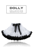 Pettiskirt - Coco Chanel - haute white & black - le faire - Le Petit Tom - 2