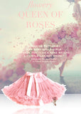Pettiskirt - Queen of Roses  - rose pink - le faire - Le Petit Tom - 1