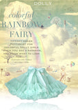 Pettiskirt - Rainbow Fairy - tiffany green - le faire - Le Petit Tom - 1