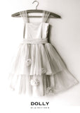Rose Garden Dress - white - le faire - Le Petit Tom - 1