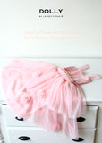 Rose Garden Dress - pink - le faire - Le Petit Tom - 2