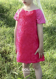 Rosy Dress - fuchsia - le faire - Le Petit Tom - 4