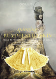 Pettiskirt - Rumpelstiltskin - gold / yellow - le faire - Le Petit Tom - 1