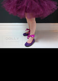 Tiered Tutu - aubergine - le faire - Le Petit Tom - 3