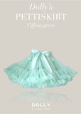 Pettiskirt - Rainbow Fairy - tiffany green - le faire - Le Petit Tom - 2
