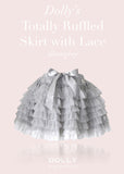 Totally Ruffled Skirt - ballet pink - le faire - Le Petit Tom - 6