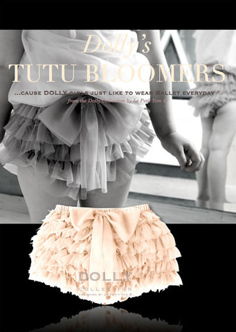 Tutu Bloomer - cream - le faire - Le Petit Tom - 1