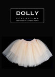 Fairy Tutu - cream / dusty pink - le faire - Le Petit Tom - 7
