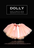 Fairy Tutu - cream / dusty pink - le faire - Le Petit Tom - 8
