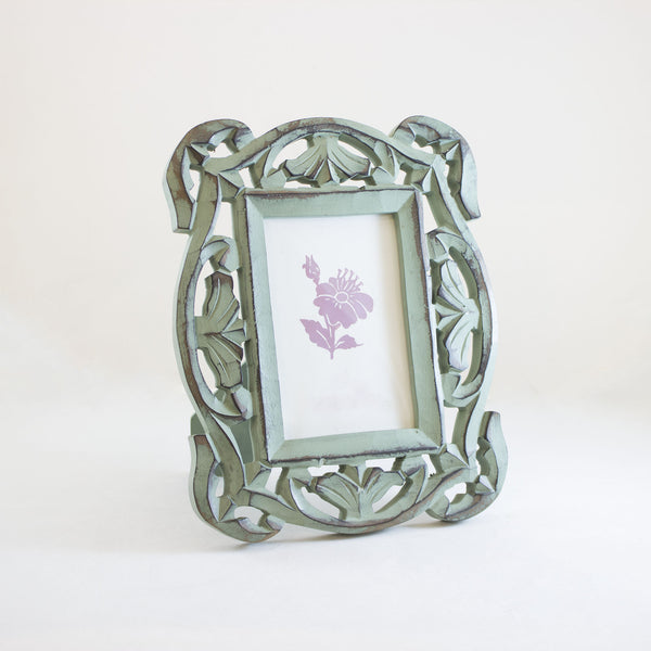 Carved Vine Photoframe