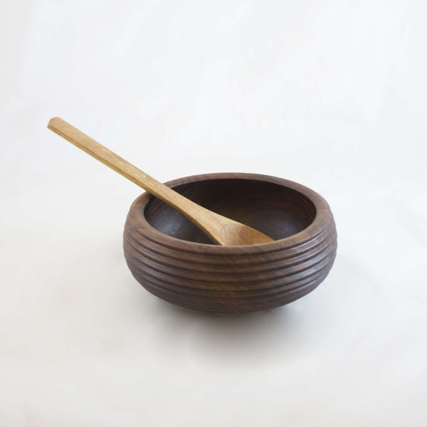 Ridge Salad Bowl - 6 Inches