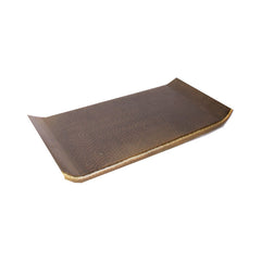 Elan Tray Bathroom (Brass)