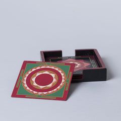 Tantric Coasters