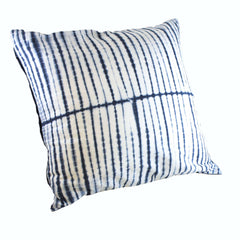 Shibori Reflection Cushion Cover