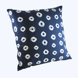 Shibori Dots Cushion Cover