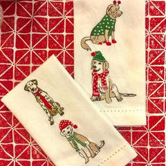 Dog Hand Towel (Set of 2)