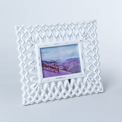Jali Photo Frame
