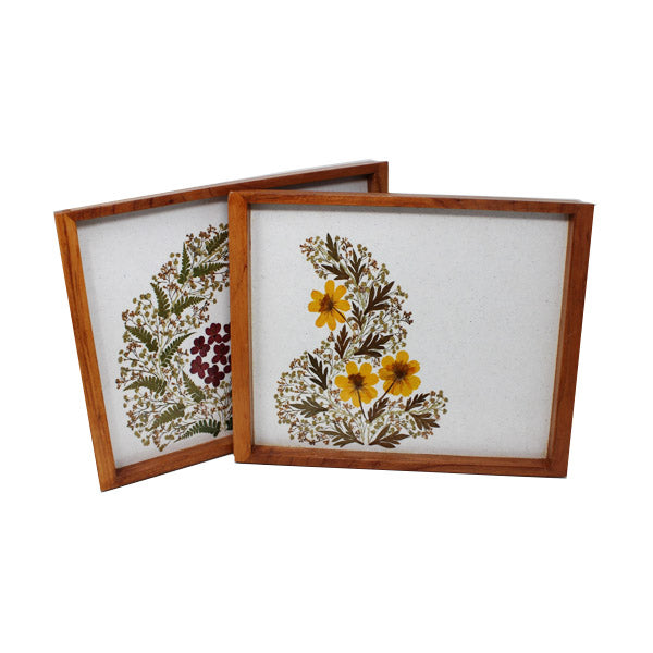 Floral Trays (Large)