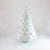 Frosty White Christmas Tree