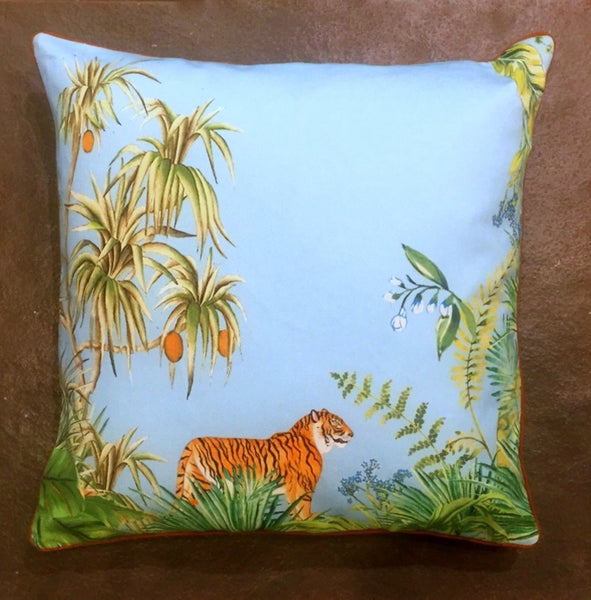Sher Khan Cushion Cover