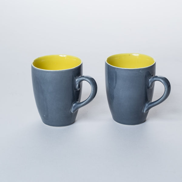Oxford Mug Grey