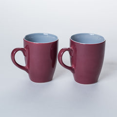Oxford Mug Maroon