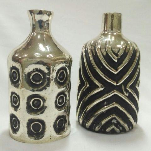 Glass Bottles - 2 Types
