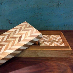 Chevron Box