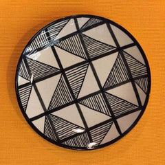 Kakuro Triangle Quarter Plate