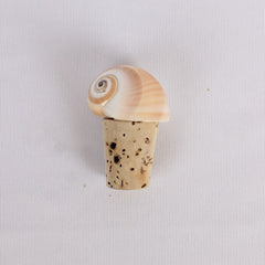 Shell Bottle Stopper