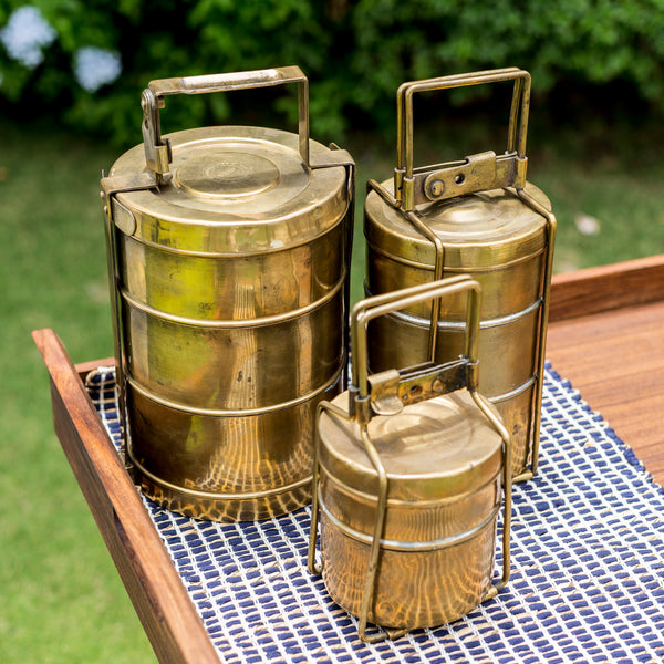 Lunch Box Brass