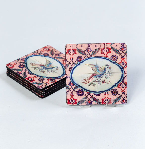Goa Tiles Bird Coaster