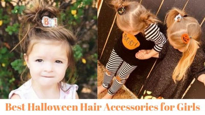 Best Halloween Hair Accessories for Girls