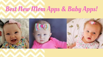 Best New Mom Apps & Baby Apps!