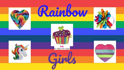Rainbow Baby Gifts for Fun Rainbow Girls