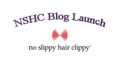 No Slippy Hair Clippy Blog Launch!