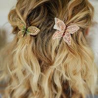 Girls Butterfly Hair Accessory