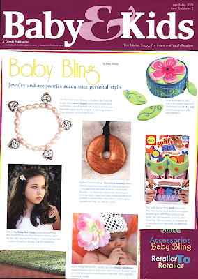No Slippy Hair Clippy in Baby & Kids Magazine