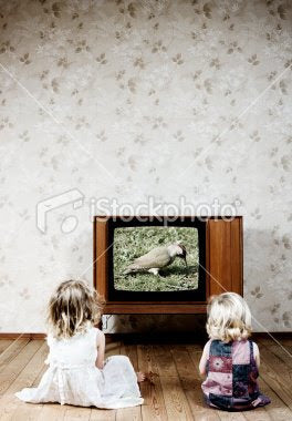 Children and television as a babysitter