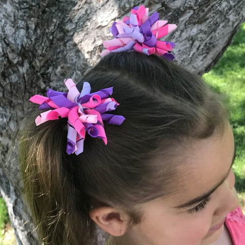 Korkers Ponytail Ribbons - Hairclippy