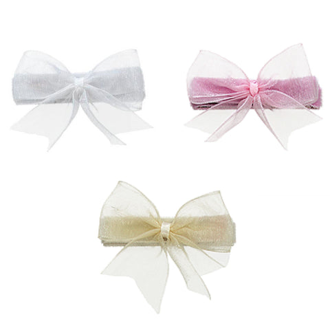 Audrey 3 Pack Baby Bows