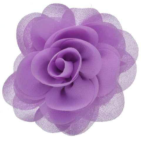 Eloisa Rose Shaped Hair Clips - Hairclippy