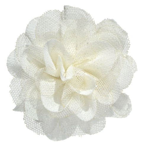 Lillian Chiffon Flowers - Hairclippy